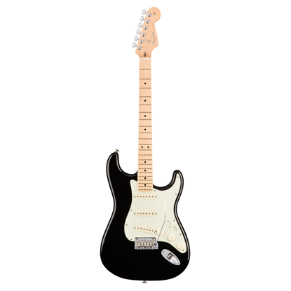 Fender American Professional Stratocaster Electric Guitar - Maple Neck - Black