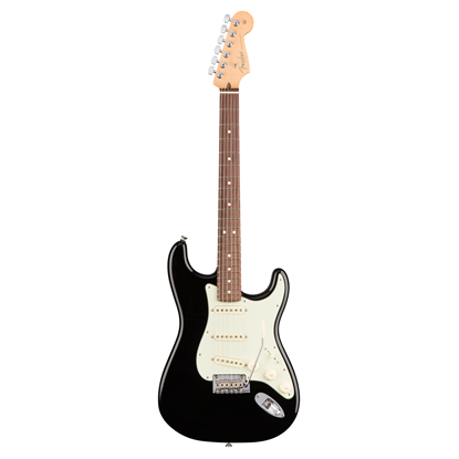 Fender American Professional Stratocaster Electric Guitar - Rosewood Fretboard - Black
