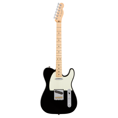 Fender American Professional Telecaster Electric Guitar - Maple Neck - Black