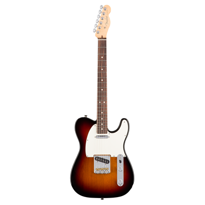 Fender American Professional Telecaster Electric Guitar - Rosewood Fretboard - 3 Colour Sunburst