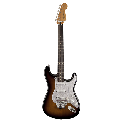 Fender Dave Murray Signature HHH Stratocaster Electric Guitar - Rosewood Fretboard - 2 Colour Sunburst