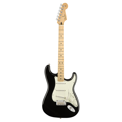 Fender Player Stratocaster Electric Guitar - Maple Neck - Black
