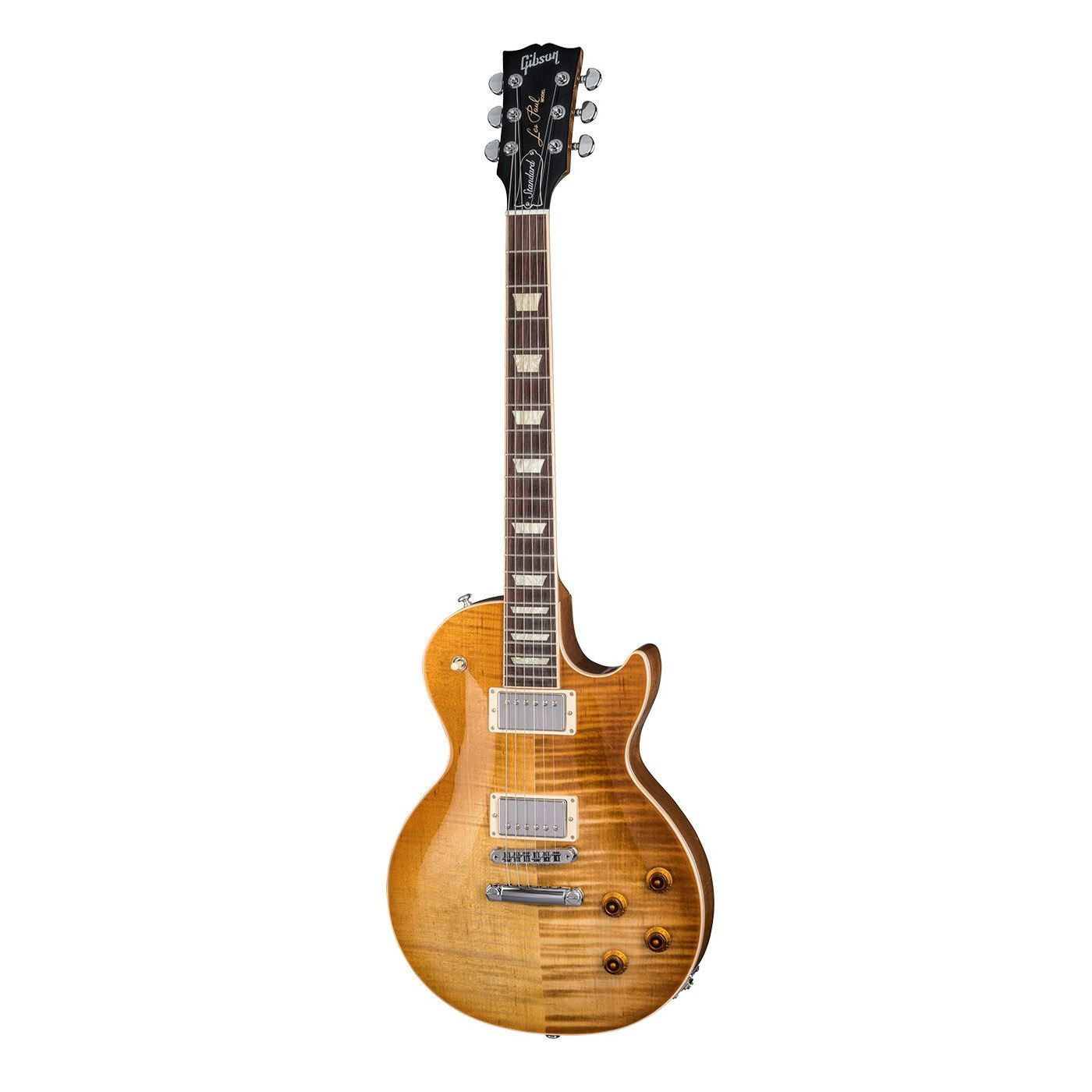 Gibson 2018 Les Paul Standard Electric Guitar Mojave Burst