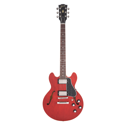 Gibson ES-339 Electric Guitar - Gloss Sixties Cherry - Front