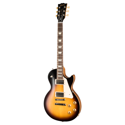 Gibson Les Paul Tribute Electric Guitar - Satin Tobacco Burst - Front