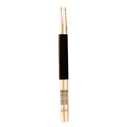 Vic Firth Nova 5A Wood Tip Drumsticks - Mega Music Branded
