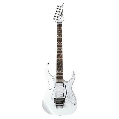 Ibanez JEMJR Steve Vai Signature Model Electric Guitar Full View