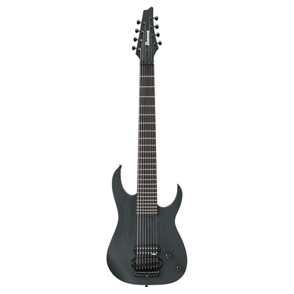 Ibanez M80M Meshuggah Signature 8 String Electric Guitar Full View