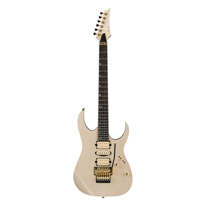 Ibanez RG1070FM NTL Electric Guitar Natural Low Gloss - Front