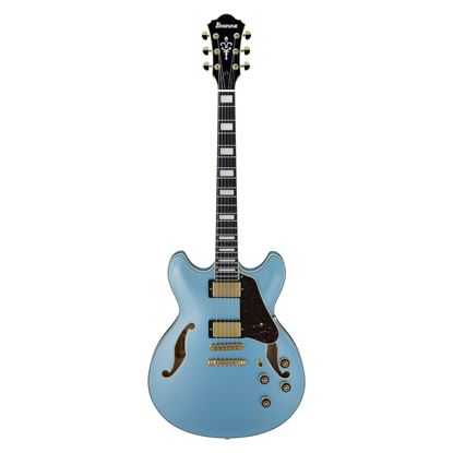 Ibanez AS83 Hollow Body Guitar - Steel Blue