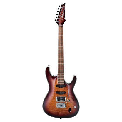 Ibanez SA460QM Electric Guitar - Antique Brown Burst