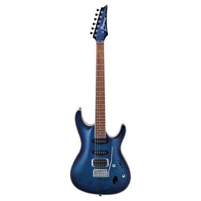 Ibanez SA460QM Electric Guitar - Sapphire Blue