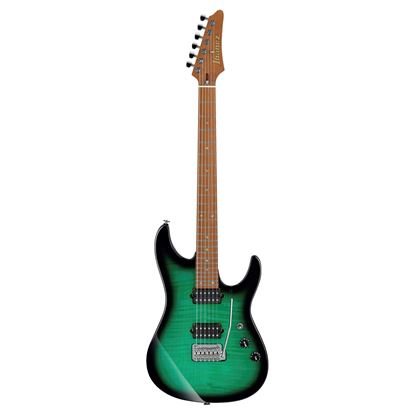 Ibanez MSM100 Electric Guitar - Fabula Green Burst