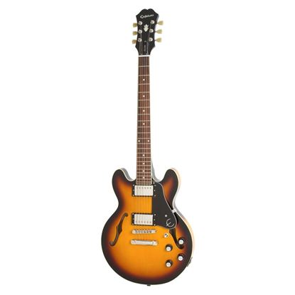 Epiphone ES339 Electric Guitar - Vintage Sunburst - Front