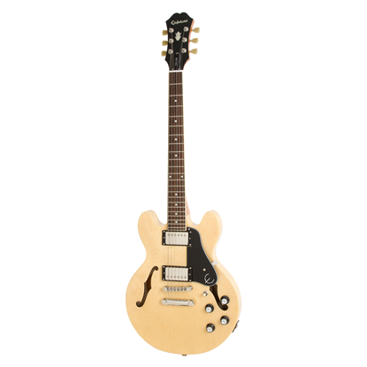 Epiphone ES-339 Pro Electric Guitar - Natural - Front