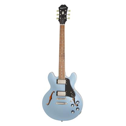 Epiphone ES-339 Pro Electric Guitar - Pelham Blue - Front