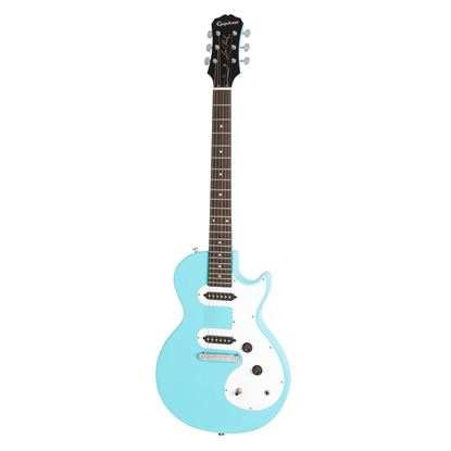 Epiphone Les Paul SL Electric Guitar Pacific Blue - Front