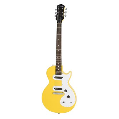Epiphone Les Paul SL Electric Guitar Sunset Yellow - Front