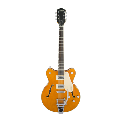 Gretsch G5622T Electromatic Centre Block Double Cutaway Hollow Body Electric Guitar with Bigsby - Vintage Orange