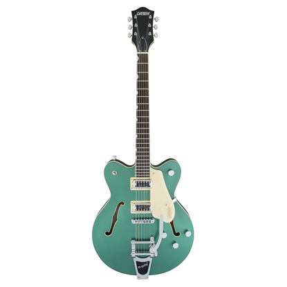 Gretsch G5622T Electromatic Centre Block Double Cutaway Hollow Body Electric Guitar with Bigsby - Georgia Green