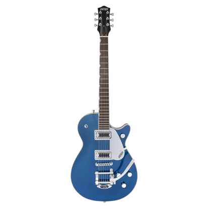 Gretsch G5230T Electromatic Jet FT Electric Guitar BW Aleutian Blue - Front