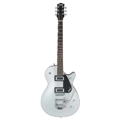 Gretsch G5230T Electromatic Jet FT Electric Guitar BW Airline Silver - Front
