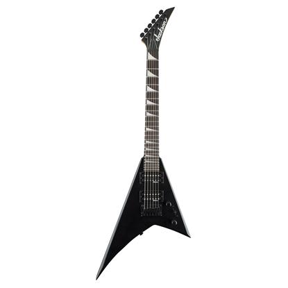 Jackson JS Series RR Minion JS1X Electric Guitar AM Satin Black - Front