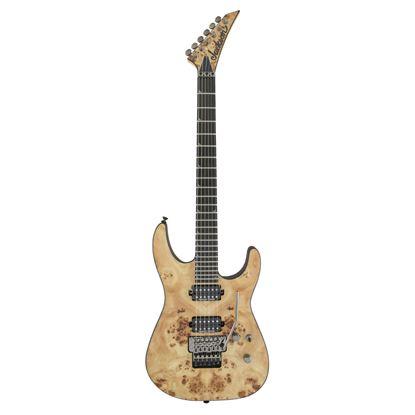 Jackson Pro Series Soloist SL2P MAH Electiric Guitar - Dessert Sand - Front