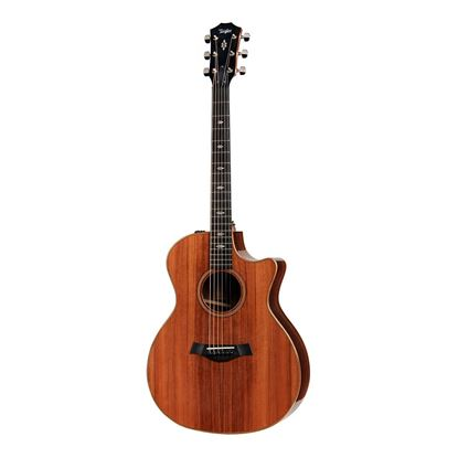 Taylor 714ce Limited Edition Acoustic Guitar - Sinker Redwood & Rosewood - Front