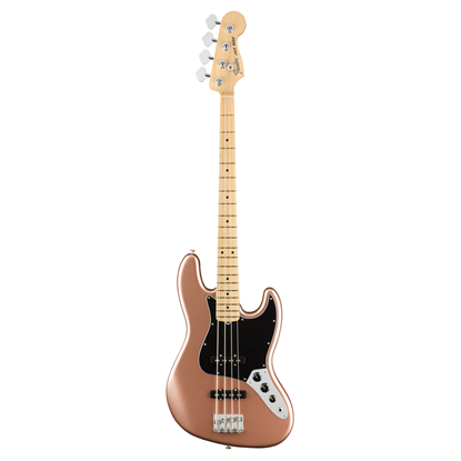 Fender American Performer Jazz Bass Electric Guitar - Maple Neck - Penny