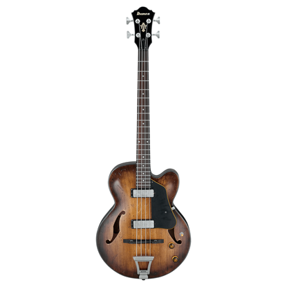 Ibanez AFBV200A Artcore Vintage Bass Guitar Full View