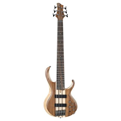 Ibanez BTB746 Series 6 String Bass Guitar Full View