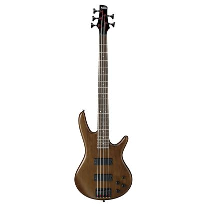 Ibanez GSR205B Electric 5 String Bass - Walnut Flat