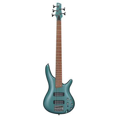 Ibanez SR305E Bass Guitar - Metallic Sage Green