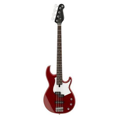 Yamaha BB234 4 String Bass Guitar Raspberry Red