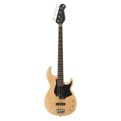 Yamaha BB234 4 String Bass Guitar Yellow Natural Satin