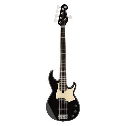 Yamaha BB435 5 String Bass Guitar Black