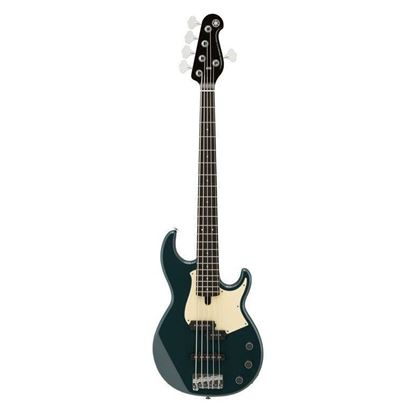 Yamaha BB435 5 String Bass Guitar Teal Blue