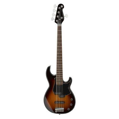 Yamaha BB435 5 String Bass Guitar Tobacco Brown Sunburst