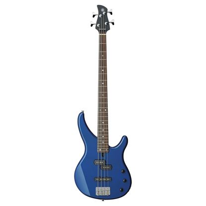 Yamaha TRBX174 Electric Bass Guitar - Dark Blue Metallic (4-String)
