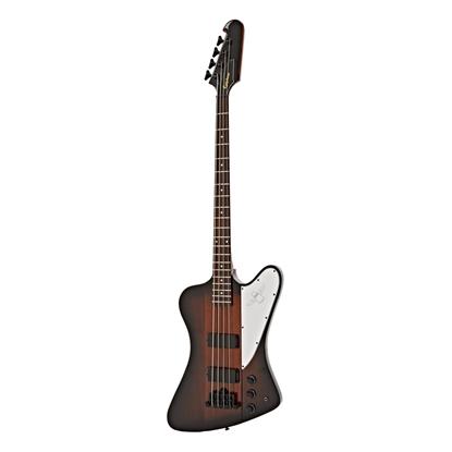 Epiphone Thunderbird IV Bass Guitar - Vintage Sunburst - Front