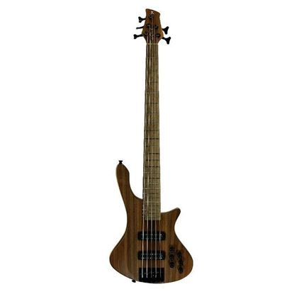 Cole Clark Long Lady 5 String Bass Guitar - Blackwood (CCLLB5BLBB)