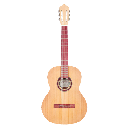 Kremona Green Globe S65CGG Sofia Classical Guitar - Solid Red Cedar and African Mahogany - Front
