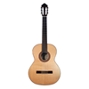 Kremona Soloist F65C Fiesta Classical Guitar with Hard Case - Solid Red Cedar top and Rosewood - Front