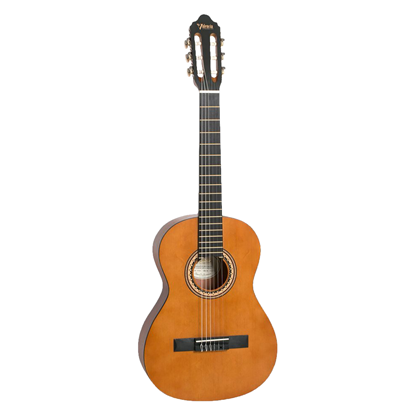 Valencia 200 Series ½ Classical Guitar - Natural - Front