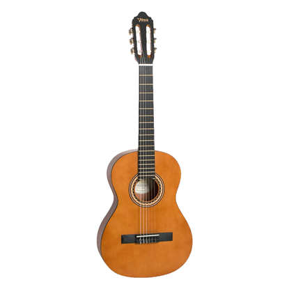 Valencia 200 Series ¾ Classical Guitar - Natural - Front