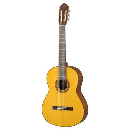 Yamaha CG162S Full Size Acoustic Guitar