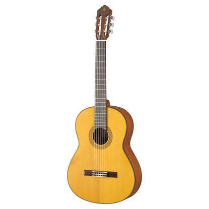 Yamaha CG122MS Classical Guitar Matte Natural