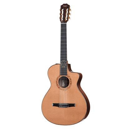 Taylor JMSM Jason Mraz Signature Model Acoustic Nylon String Guitar