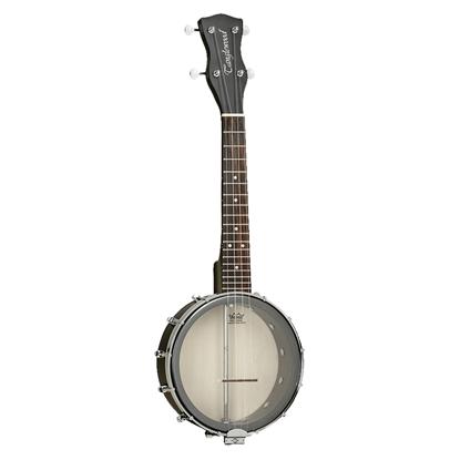 Tanglewood TWBU Banjo Ukulele Tobbacco Burst - Front